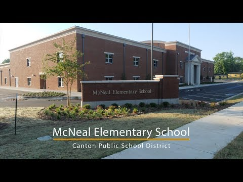 Tour the New Modern McNeal Elementary School Facility