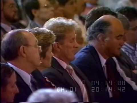 Al Gore Campaign Speech (1988)