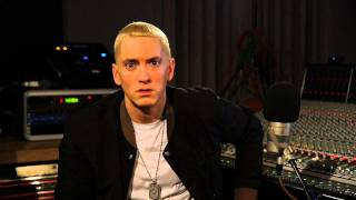 eminem talks about dissing kanye west drake lil wayne