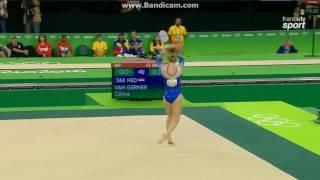 Celine Van Gerner Qual Fx Olympics Rio 2016