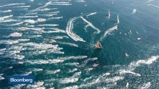 Best Photos: Volvo Ocean Race Teams Take to the Seas off Newport