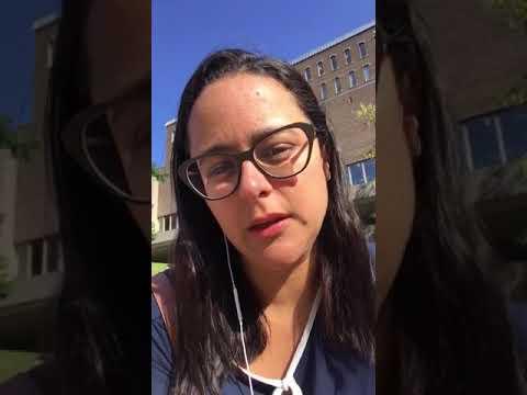 Caroline Moreira, mestrado Direito dos Negócios, Université de Montréal