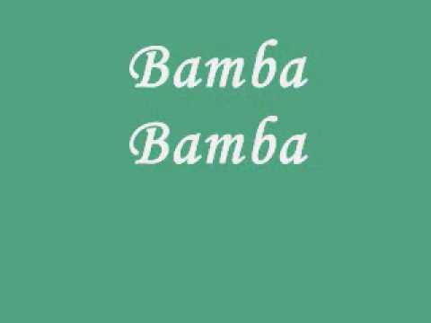 La Bamba by Ritchie Valens with English & Spanish lyrics