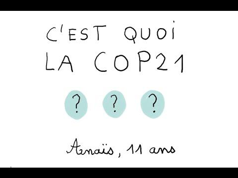 C'est quoi, la COP21 ? - 1 jour, 1 question