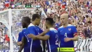 USA vs Guatemala 4-0 Full Match Highlights | Friendly Match 03/07/2015
