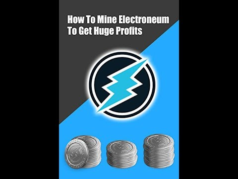 Tricks And Tips On Electroneum Mobile Mining And Earn Up To $100 A Month - Filipino Tutorial
