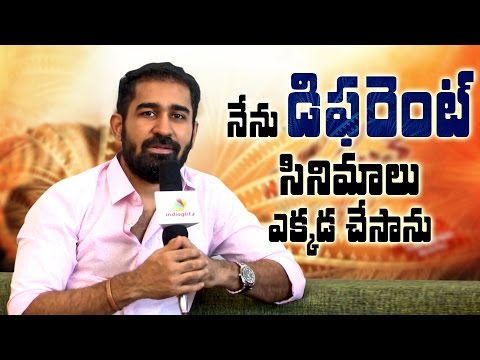 I don''t think I''ve done any different movie till now: Vijay Antony [Exclusive Interview] || #Yaman