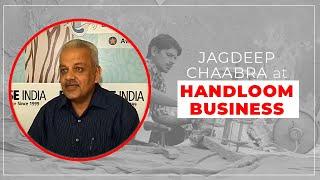 Jagdeep Chhabra at Small Business