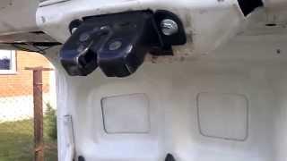видео Как установить замок с электроприводом в крышке багажника Лада Гранта + Видео | TuningKod - 20 Февраля 2016 - Как установить замок с электроприводом в крышке багажника Лада Гранта + Видео | TuningKod