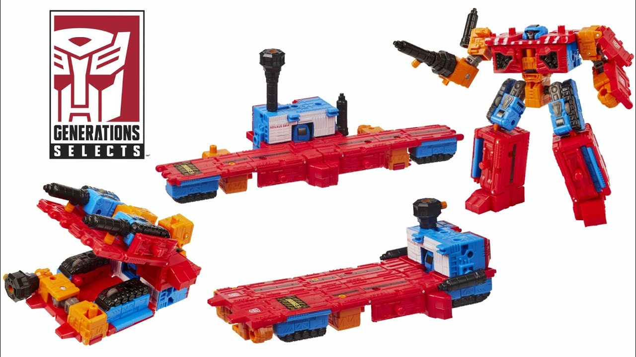 TRANSFORMERS GENERATIONS SELECT HOTHOUSE DELUXE