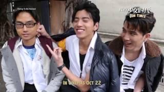 [Eng Sub] Our Times BTS – Mei Mei, Xiao Zhi, Shen Jia Yi, Da He, Ying Mu