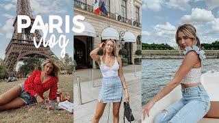 Summer in PARIS | Travel Vlog & Paris Guide