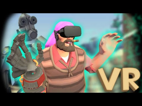 Team Fortress 2 - VR Mod