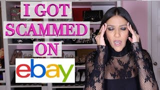 I Got Scammed on Ebay! Don't Sell Without Watching This First!
