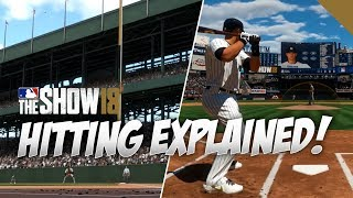 New Hitting Improvements Explained in MLB The Show 18 New Features