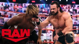 Drew McIntyre vs. Kofi Kingston: Raw, May 24, 2021
