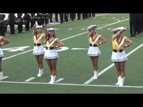 Tjc Apache Belles school song #6970 2016