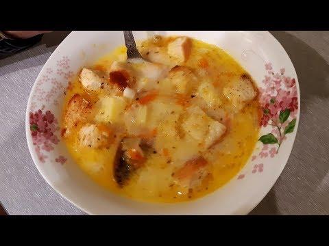 И снова сырный суп который не оставит равнодушным ни одного дегустатора