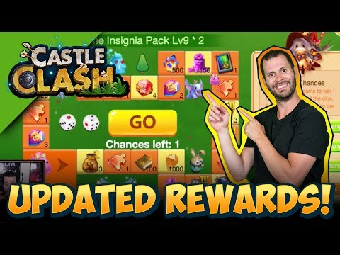 IGG Is Stepping Their Game UP With NEW REWARDS! Castle Clash