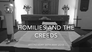 Homily and the Creeds pt 5