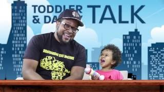 Toddler and Daddy Talk