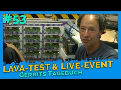 Gerrits Tagebuch Vol. 53 - Vesuv * Facebook Live-Event * Fiat-Werkstatt-Knopfdruck