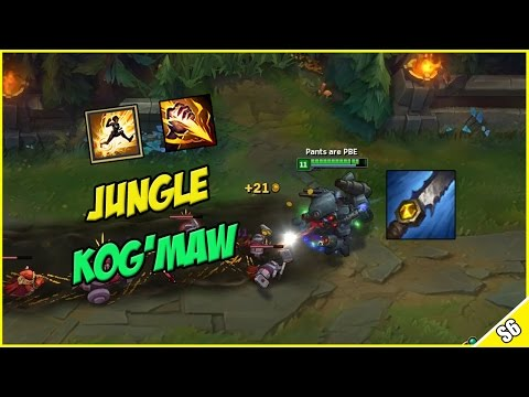 ✔-5.0-attack-speed-kog-maw-rework-jungle---pbe-live-commentary-|-league-of-legends