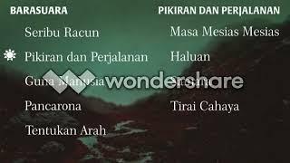 Barasuara - Pikiran dan Perjalanan ( full album )
