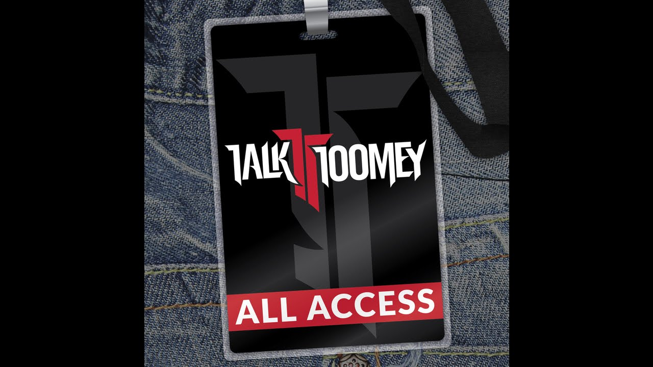 Chris Kael Five Finger Death Punch Interview on Talk Toomey