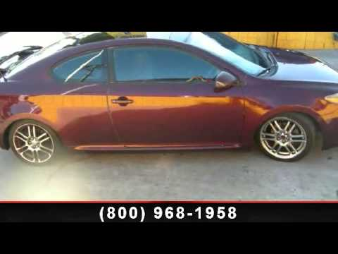 2006 Scion TC - Used Hondas USA - Bellflower, CA 90706