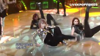 2NE1 - I Am The Best Live
