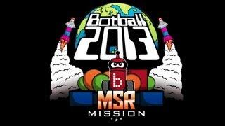 2013 Botball Game Video