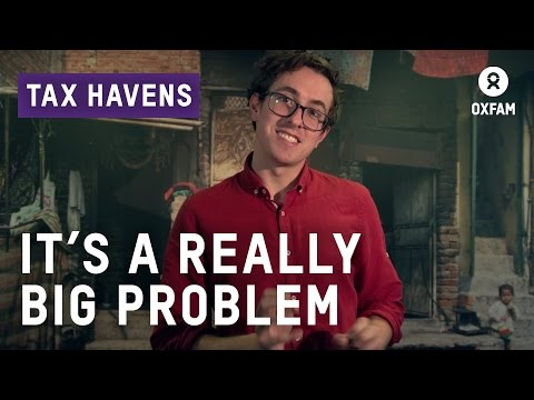 The A-Z of Tax havens part 1 | Oxfam GB