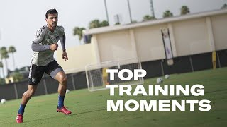Top moments from training | Week 1 in Orlando