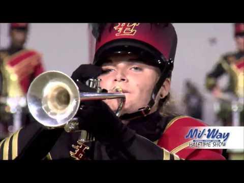 Liberty Eylau High School Marching Band 2015; Tribal Affect