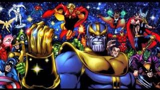 Marvel Super Heroes: War of the Gems 1.3 OPENBOR 720P HD Playthrough