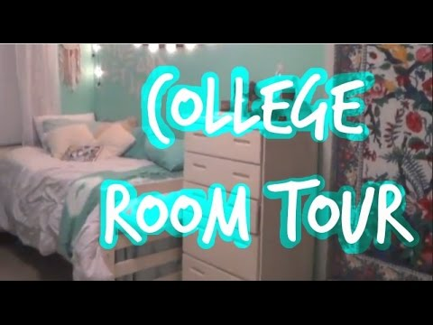 MY COLLEGE ROOM TOUR | University of New Hampshire Sorority House Edition