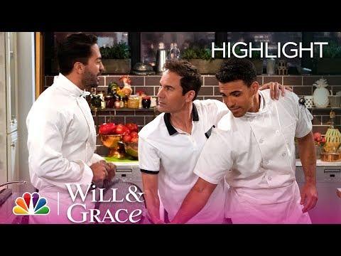 Will & Grace - Will and Karen Play Matchmaker (Episode Highlight)