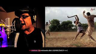 Jigarthanda Kannada Movie 2016 HD | Kai Ethi Thatdha | Ravishankar, Raahul, Samyuktha | Arjun Janya