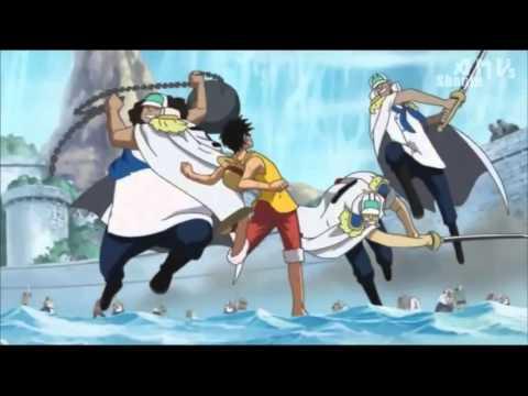 One Piece Ван Пис клип Thousand Foot Krutch