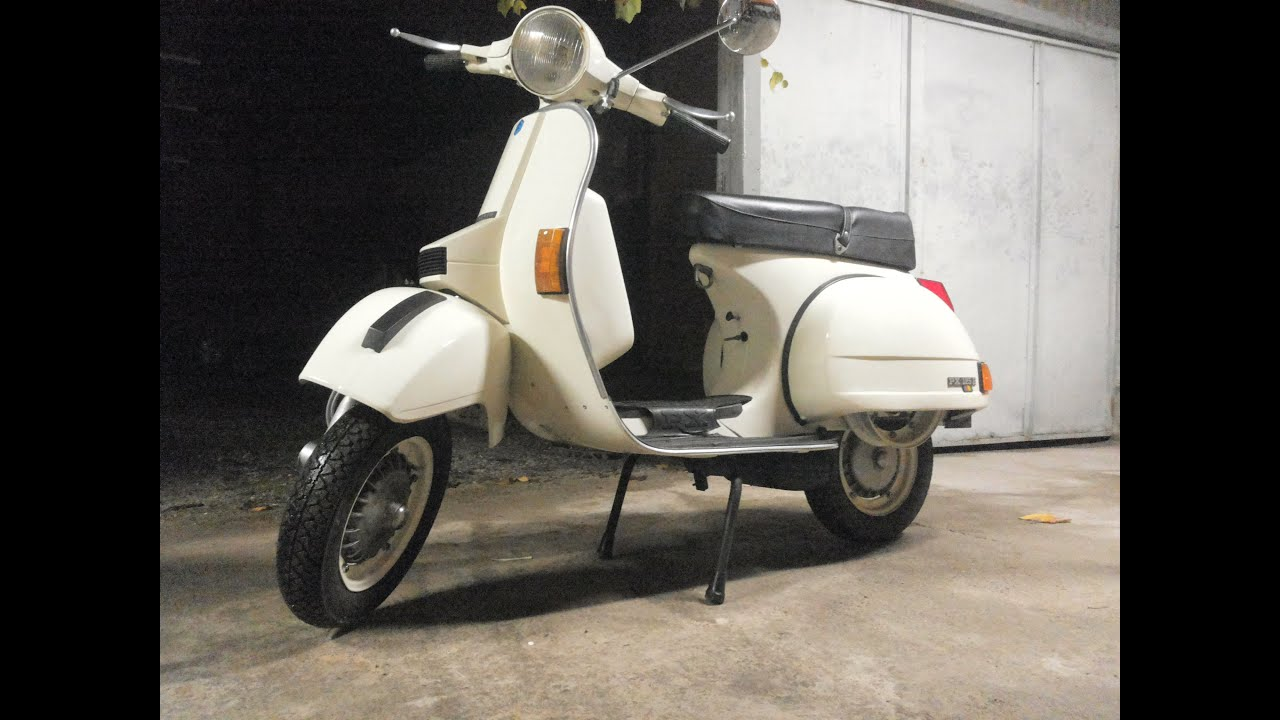 vespa px 125 e arcobaleno restauro youtube. Black Bedroom Furniture Sets. Home Design Ideas