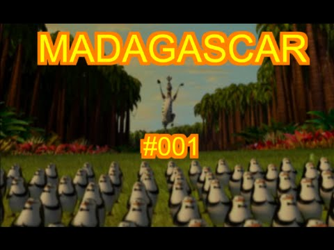 Madagascar #001 ~ Der Zoo von New York ~ Let's Play Madagascar