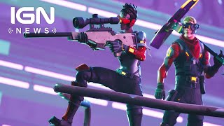 Fortnite Update 4.2 Now Live, Here's What It Does - IGN News