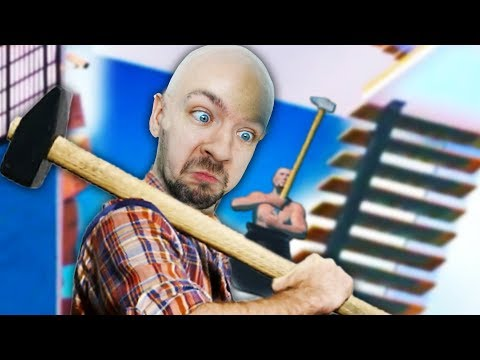 GETTING SENSITIVE! | Getting Over It #2
