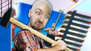 GETTING SENSITIVE! | Getting Over It #2 thumbnail