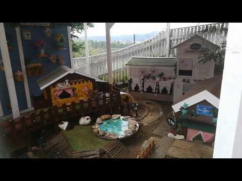Der Aufbau des Kindergartens Teil 1
