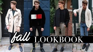 FALL LOOKBOOK ( MEN )