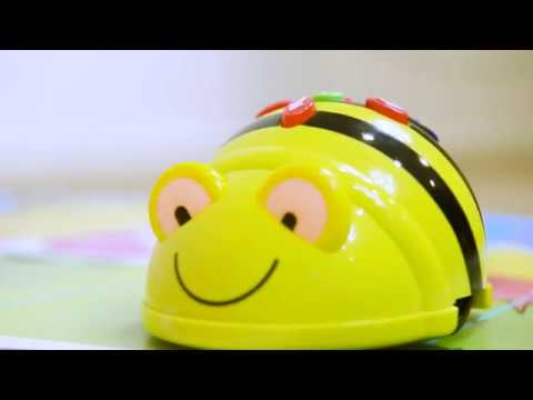 Bee-Bot Lesson Idea 1 from TTS Group