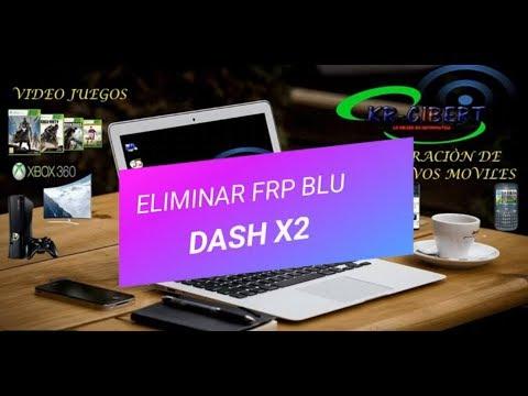 FRP BLU DASH X2