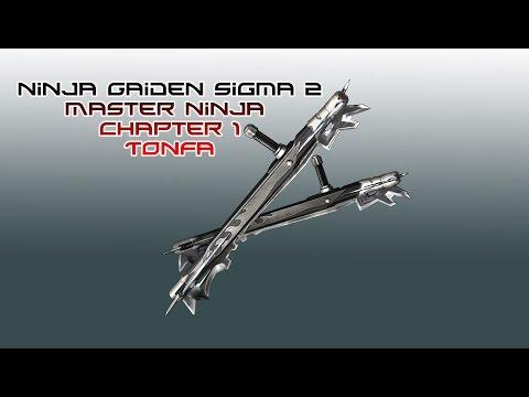Ninja Gaiden Sigma 2 Master Ninja Tonfa Chapter 1 Youtube